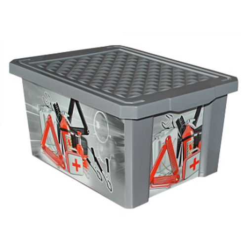 Ящик для инструментов на авто